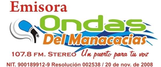 Ondas Del Manacacias 107.8