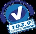103.9 FM Stereo Vision Logo