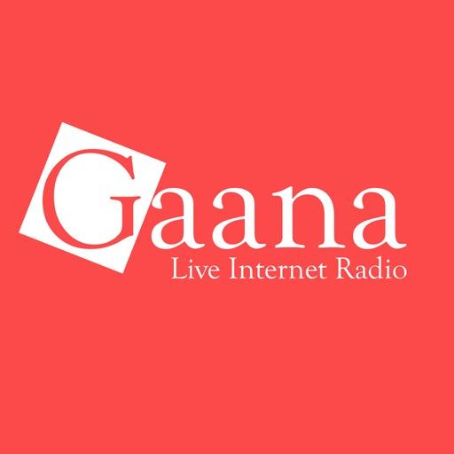 Gaana Live Internet Radio