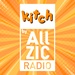 Allzic Radio - Kitch Logo