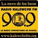 Radio Kelewche 90.9 Logo