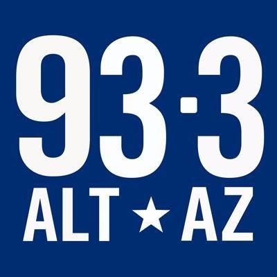 Alt AZ 93.3 - KDKB