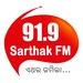 91.9 Sarthak FM Logo
