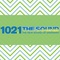 102.1 The Sound - WZAT Logo