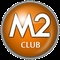 M2 Radio - M2 Club Logo