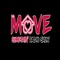 Move Somethin' Radio Logo