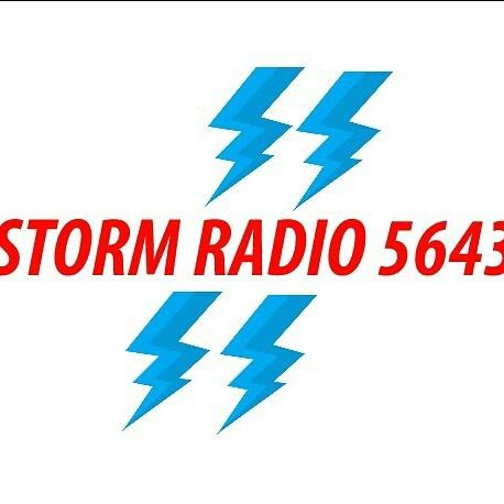 Storm Radio 5643