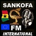 Sankofa FM International Logo