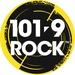 101.9 Rock - CKFX-FM Logo