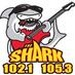 The Shark - WSHK Logo