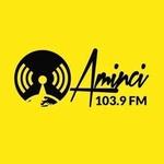 Aminci Radio 103.9FM Logo