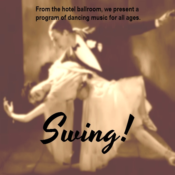Dash Radio - Swing - Classic to Electro