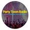 Party Town Radio Logo