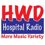 HWD Hospital Radio Logo