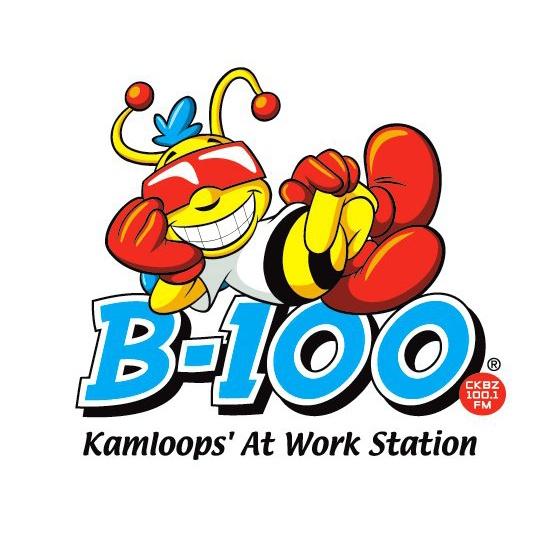 B-100 - CKBZ-FM