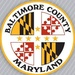 Baltimore County Fire and EMS - Digital Logo