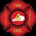 Campbell County, KY Fire, EMS Logo