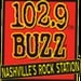 102.9 The Buzz - WBUZ Logo