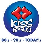 KISS 89.0 Logo