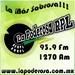 La Poderosa RPL Logo