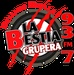 La Bestia Grupera - XHZZZ Logo