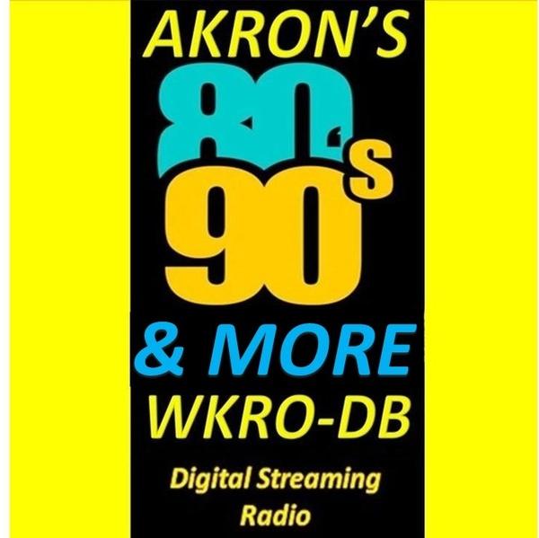 WKRO-DB- Akron - Akron's 80's 90's & MORE