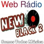 Web Rádio New Black 2 Logo