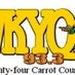 93.3 WKYQ - WKYQ Logo