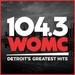 104.3 WOMC - WOMC Logo