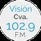 Visión 102.9 - XECTA-AM Logo