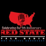 Red State Talk Radio Logo