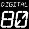 Radio Digital 80 Logo
