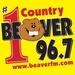 Beaver 96.7 - WBVR-FM Logo