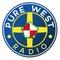 Pure West Radio Logo