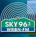 Sky 96.3 - WRBN Logo