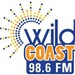 Wild Coast 98.6 FM Logo