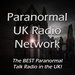 Paranormal UK Radio Network Logo