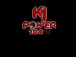 KJ Power 104 FM Logo