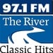 97.1FM The River - WSRV Logo