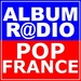 Album Radio - Pop France Logo