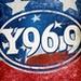 Y96.9 - KCCY-FM Logo