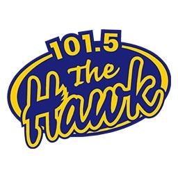 101.5 The Hawk - CIGO-FM