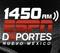 1450 ESPN Deportes Nuevo Mexico - KRZY Logo
