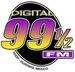 Digital 99 1/2 FM - XEDR Logo