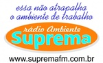Rádio Ambiente Suprema Logo