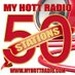 My Hott Radio - Dallas Hott Radio Logo