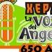 La Voz del Angel - XEPX Logo