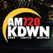 AM 720 KDWN - KDWN Logo