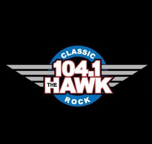 104.1 The Hawk - KHKK