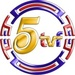 XEJ-TV Canal 5 Logo